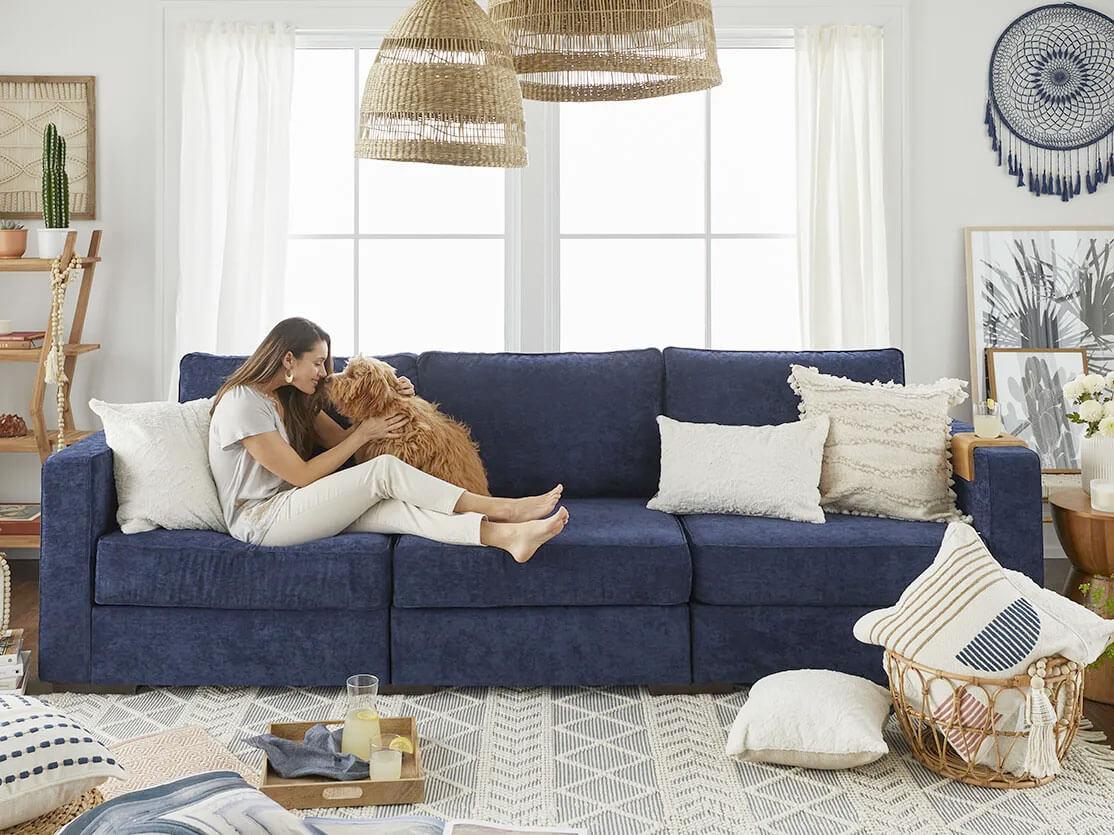 Lovesac Sactional Sofa
