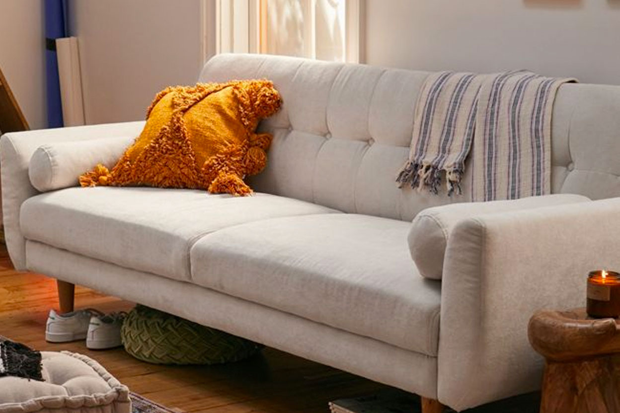 Cassie Tufted Sofa by Urban Outfitters