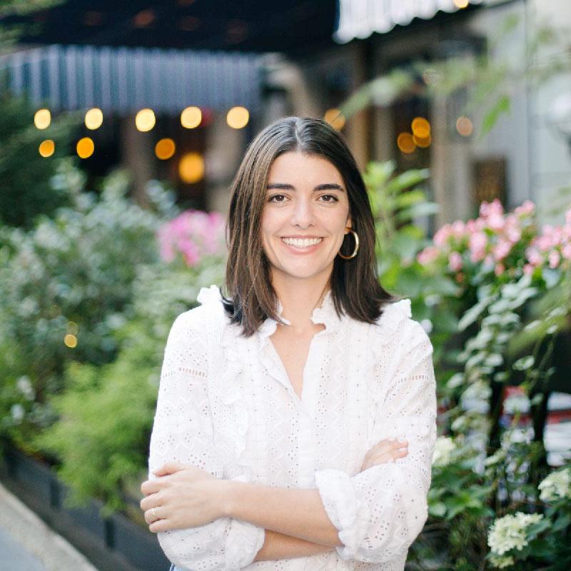 Britt Bunn, co-founder, The Inside