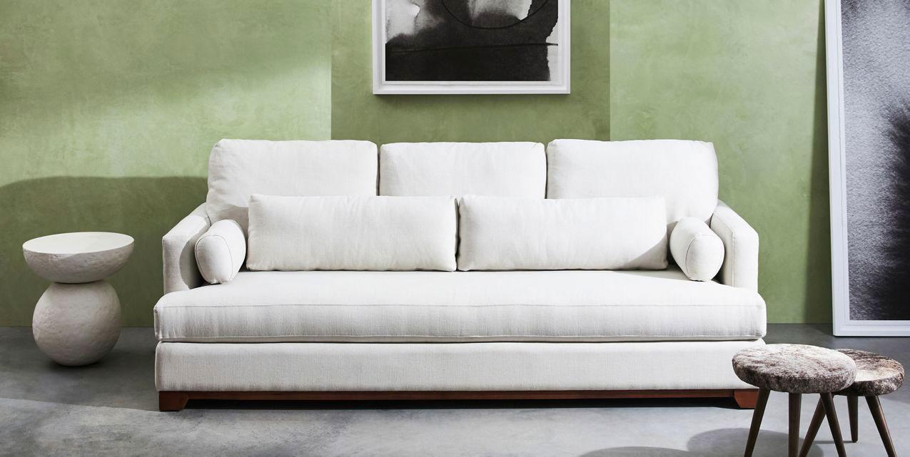 Lemiux Deep Seat Sofa from Anthropologie