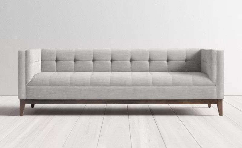 Emma Tuxedo Sofa