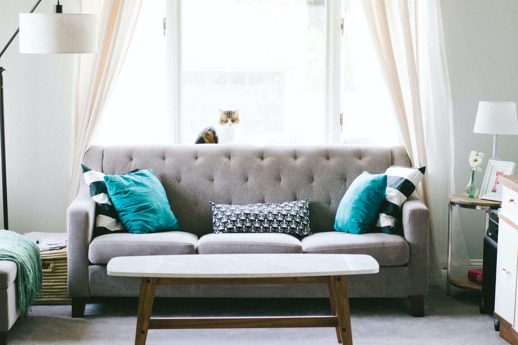 Albany Park's Kova sectional sofa