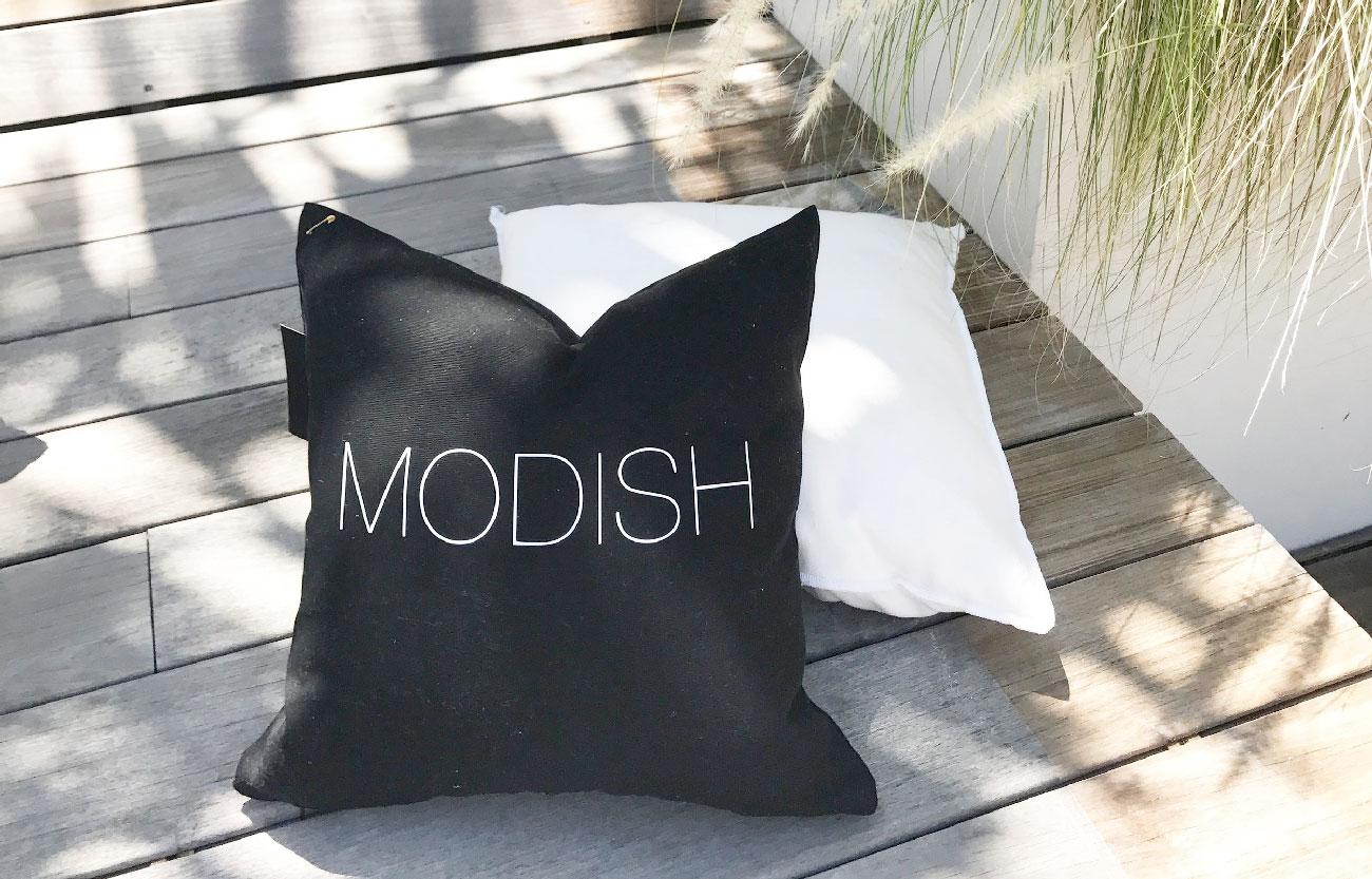 Modish Decor Pillows