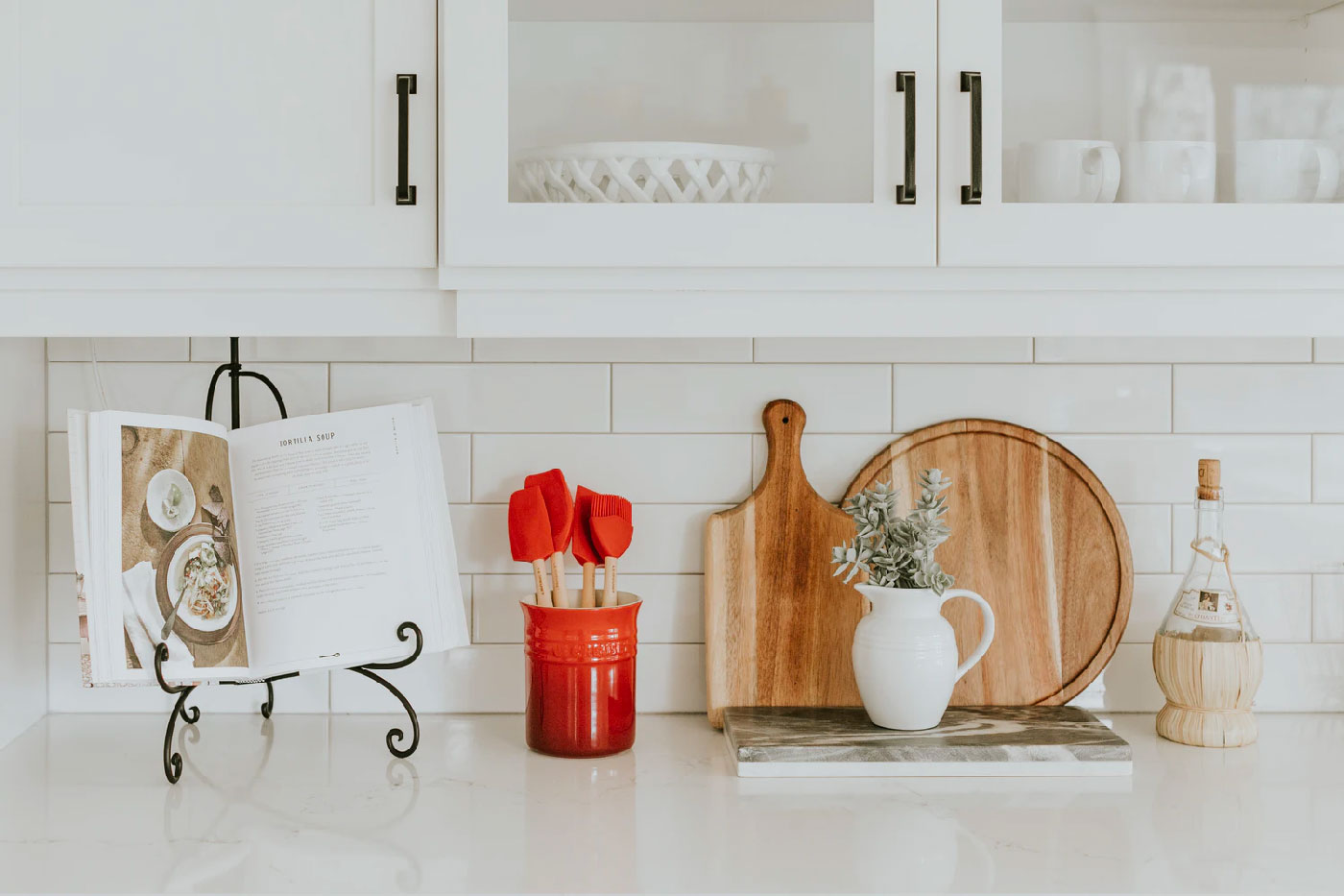15 Simple Kitchen Counter Organization Tips To Create A Space You Love