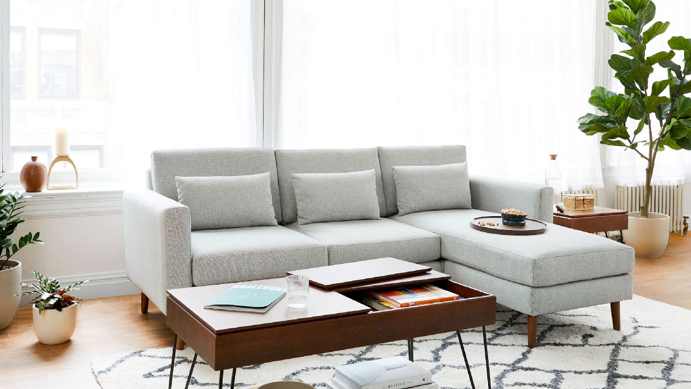 Burrow Block Nomad Sofa
