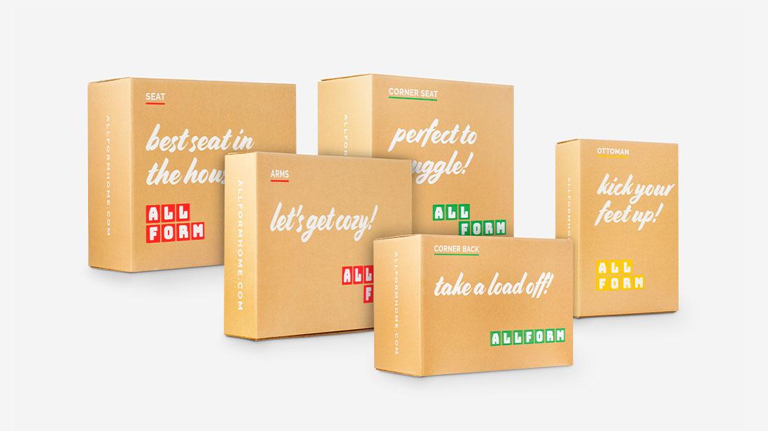 Allform Deliver Boxes