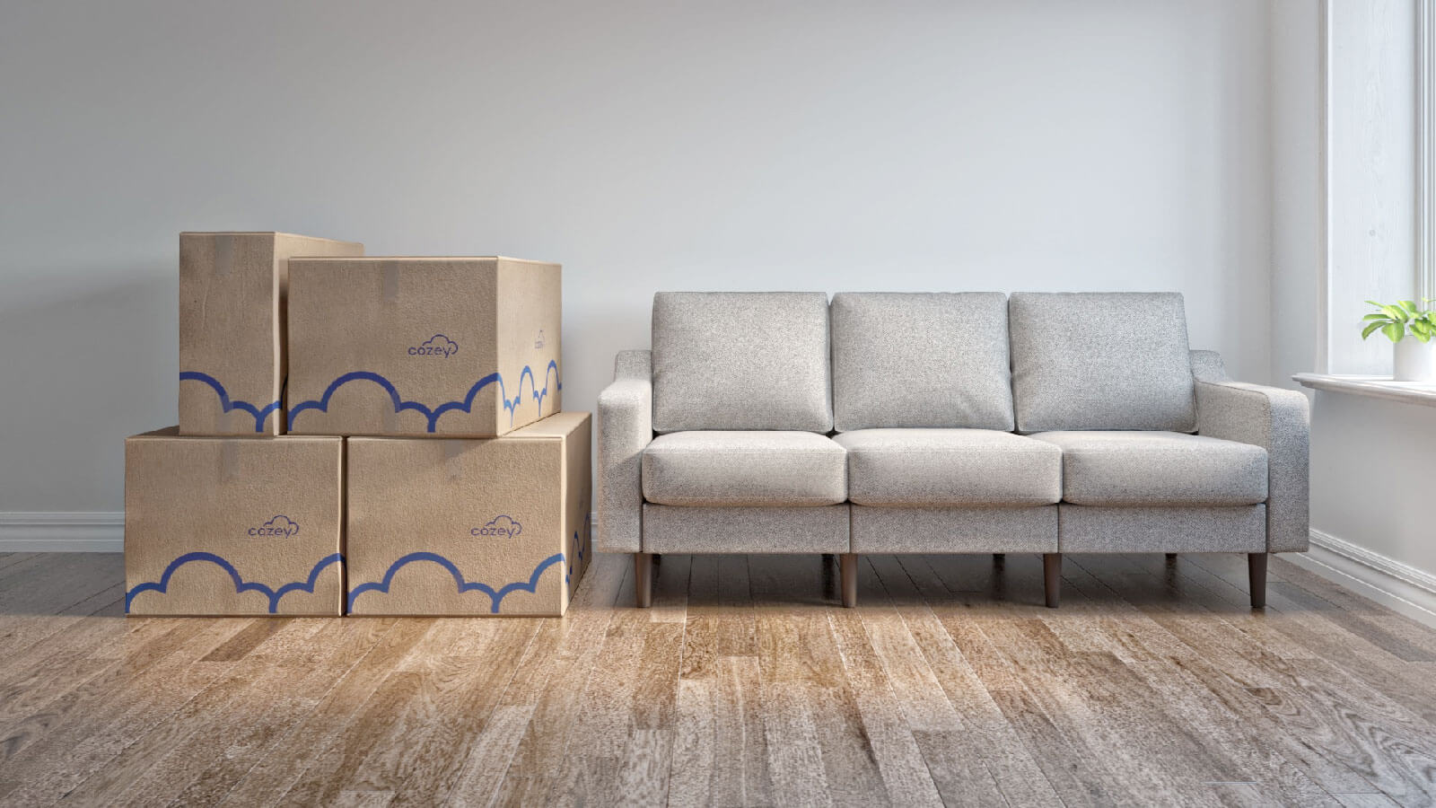 The Cozey Sofa