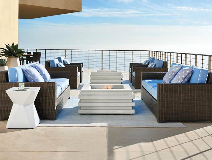 Outdoor Furniture, Baleares Daybed Outdoor Furniture Cover