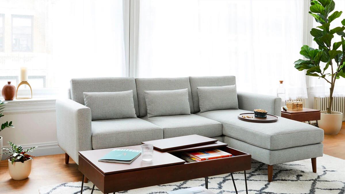 Block Nomad Sofa Sectional