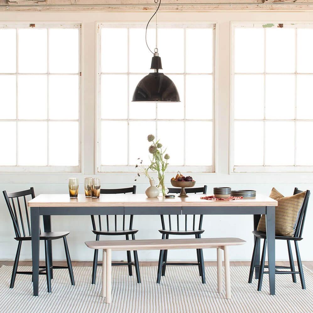 Schoolhouse Extendable Table