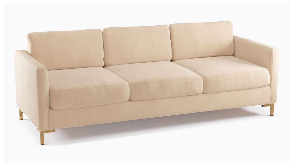 The Modern Sofa by The Inside