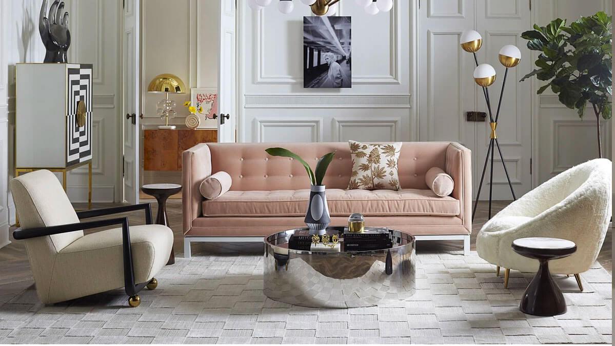 Lampert Sofa from Jonathan Alder