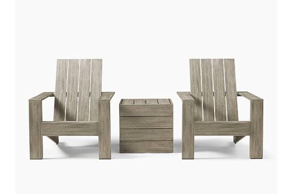 Portside Outdoor Adirondack Chair