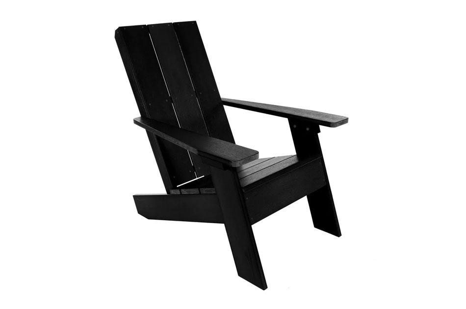 Byrnes Plastic/Resin Adirondack Chair