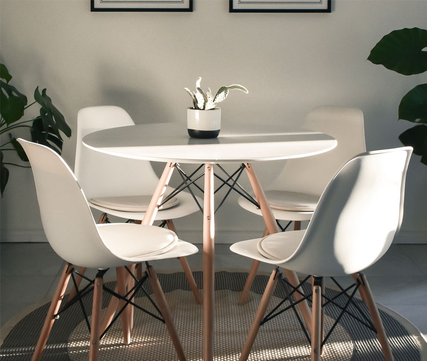 The 10 Best Places to Buy Round Dining Tables Online