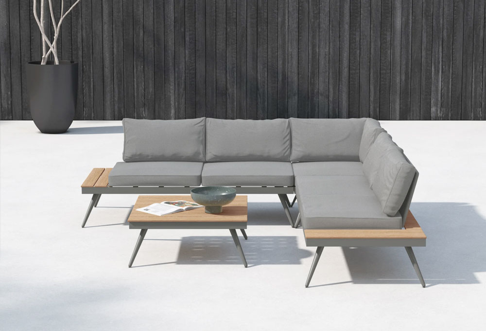 Jarin 4 Person Seating Group