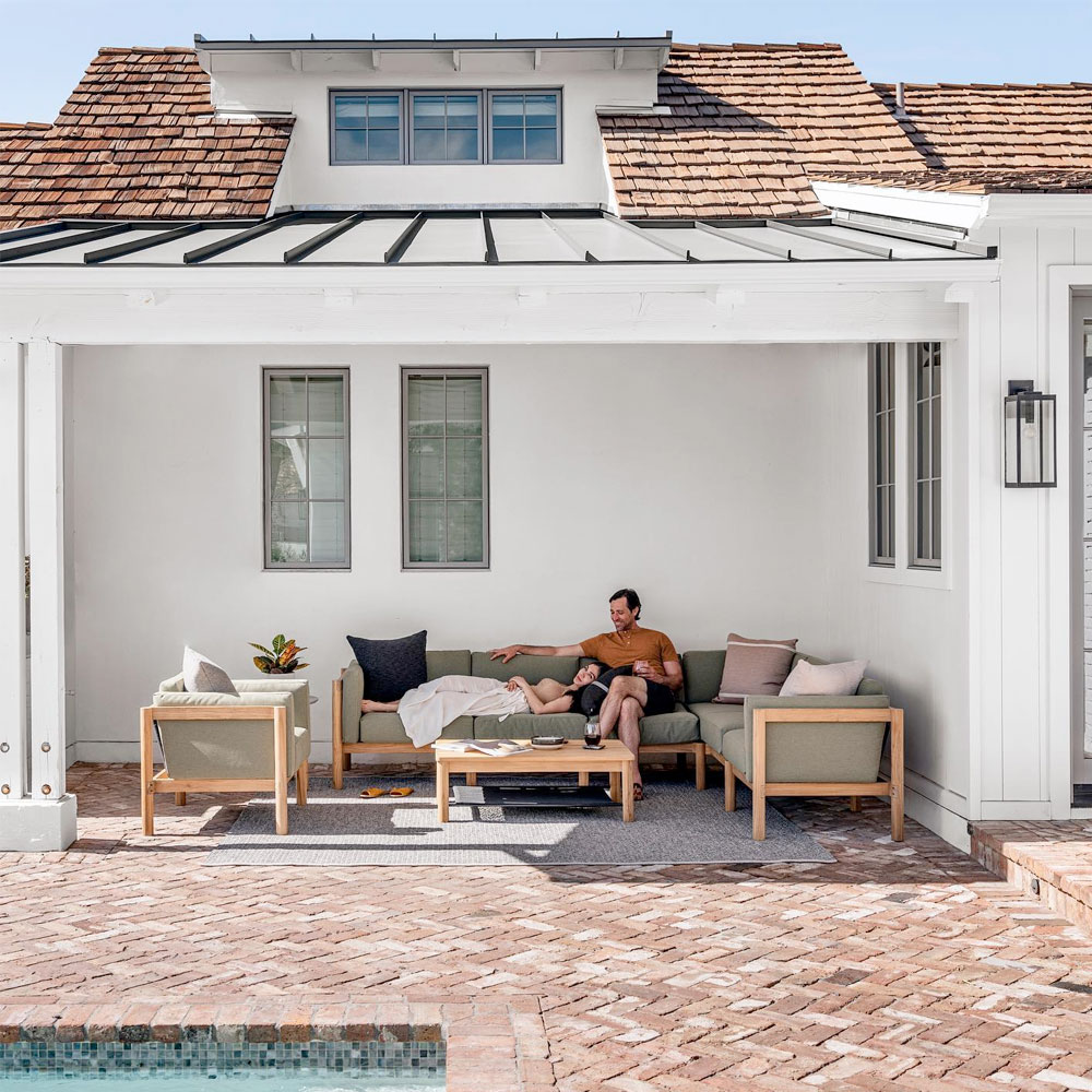 The Best Outdoor Sectionals for Every Backyard, Patio and Outdoor Space