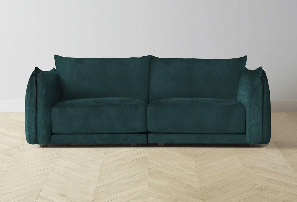 The Jones Modular in Emerald Green