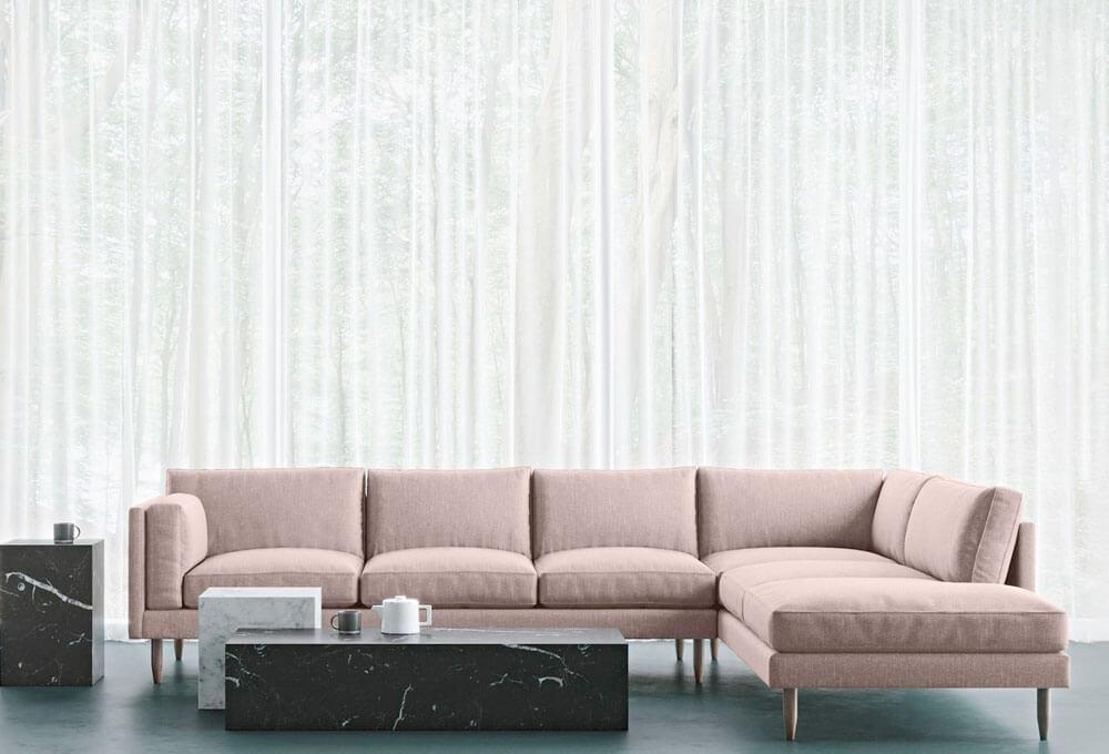 Skinny Fat Sofa - BenchMade Modern
