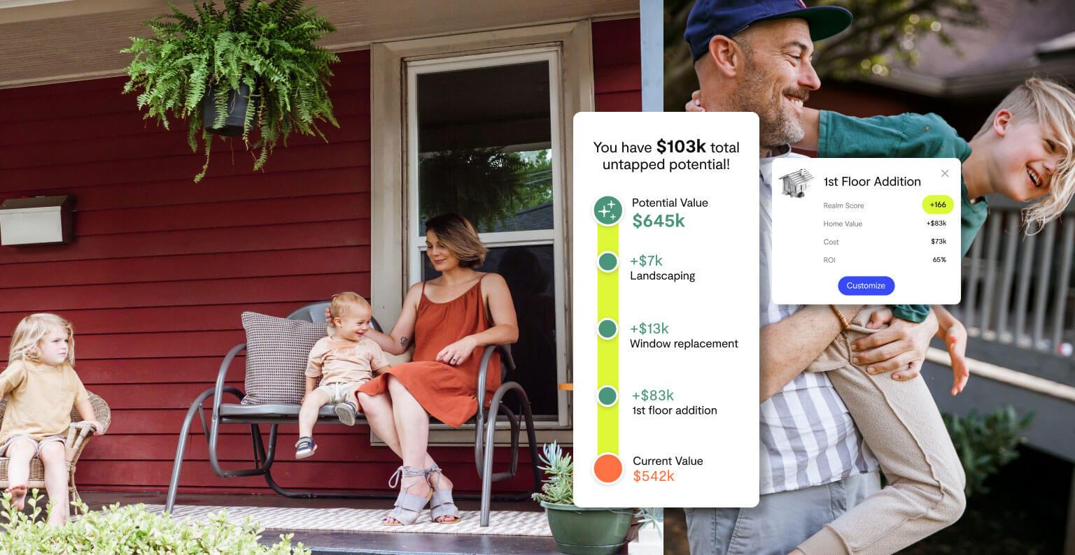 Realm Home Value