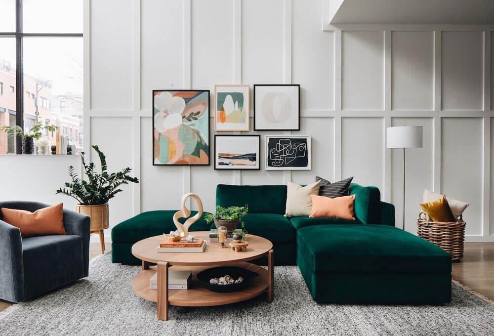 Devon Coffee Table by Interior Define