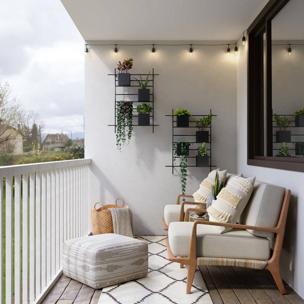 With These Balcony Furniture Brands, You Can Create the Perfect Outdoor Oasis