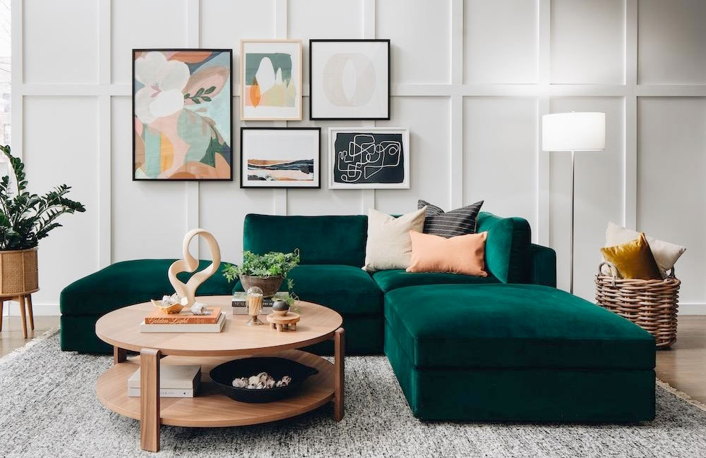 Tatum Modular Sofa