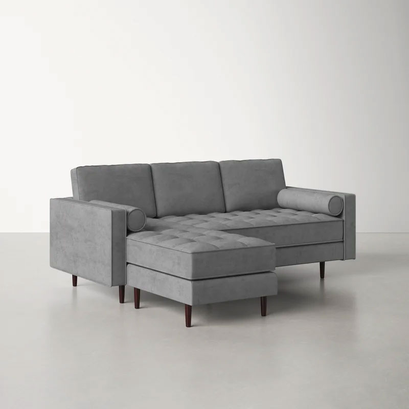 12 Small Sectional Couches to Upgrade Your Living Space (And How to Choose the Right One for Your Home)