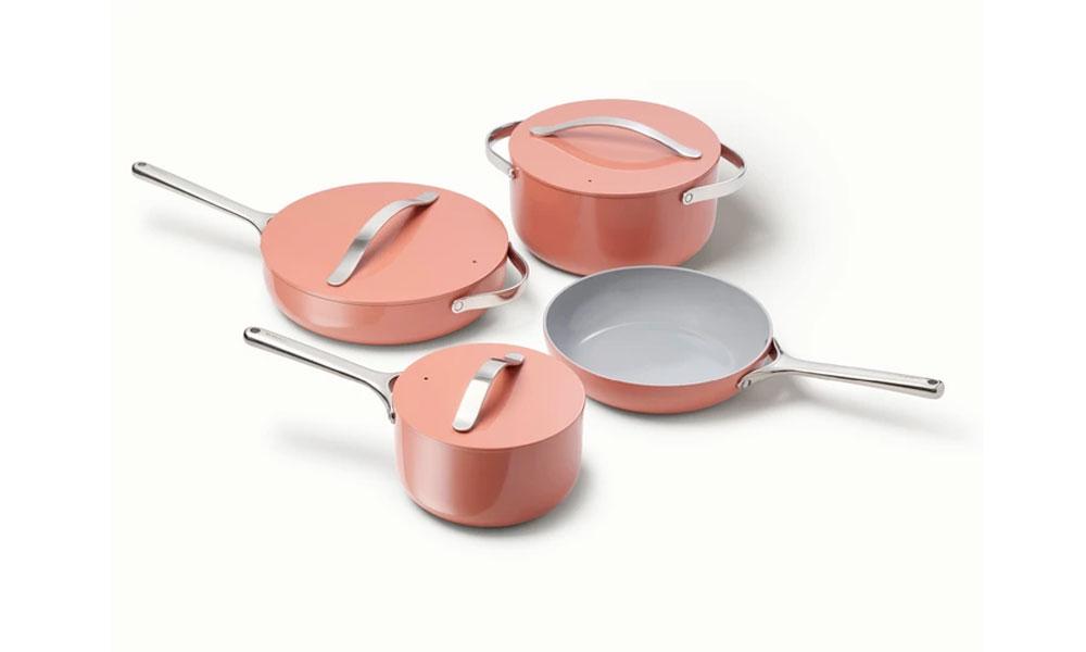 Caraway Cookware Set in Perracotta
