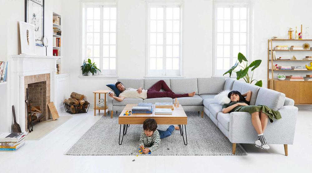 Block Nomad Sofa
