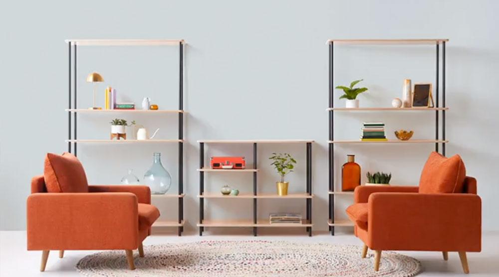 The Atlas Modular Furniture Collection