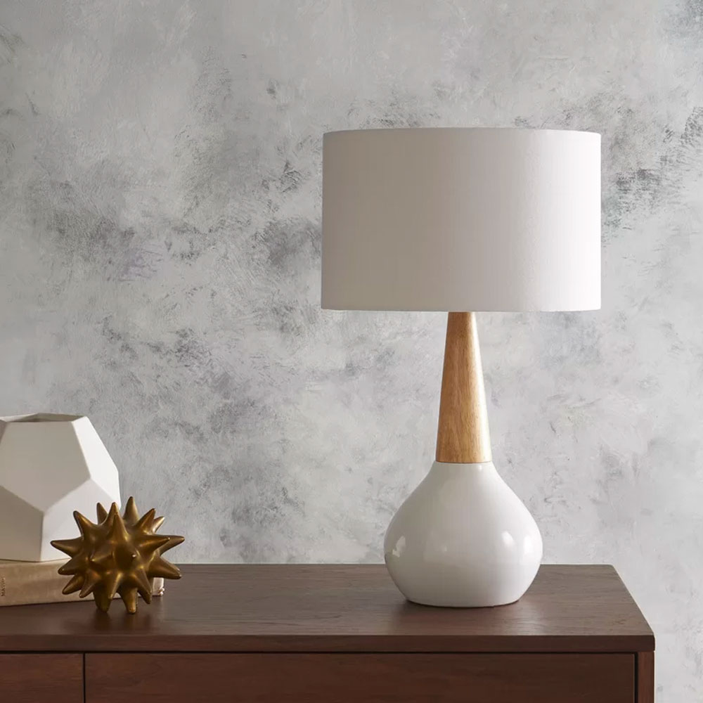 Brigs Bedside Table Lamp
