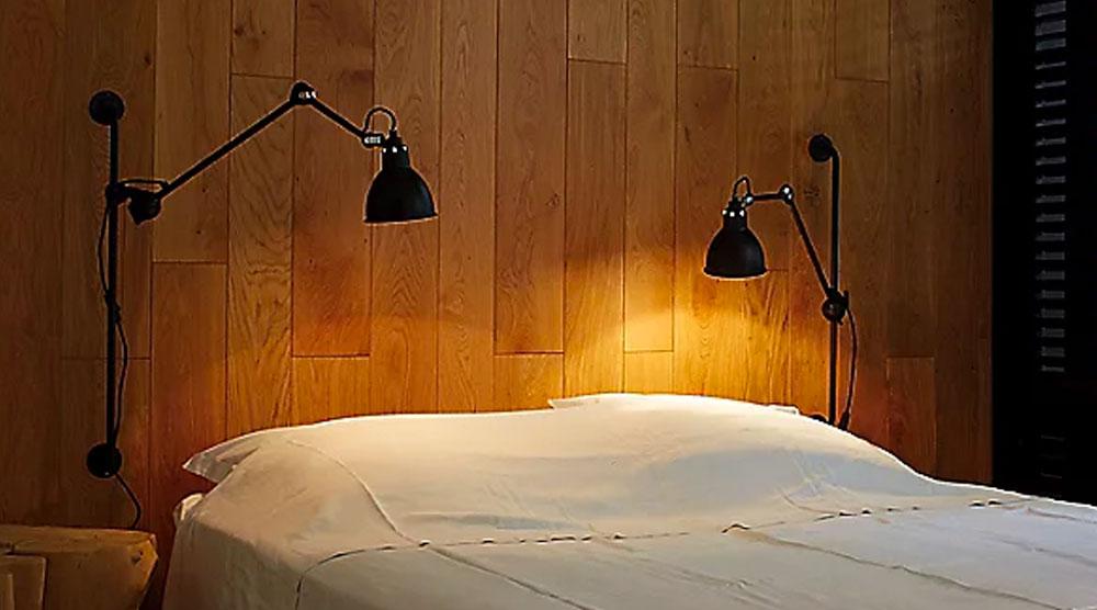 Lampe Gras No 210 Swing Arm Wall Lamp