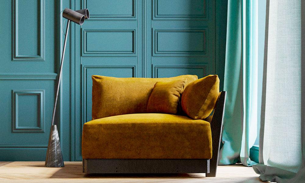 Modular Bondi Armchair