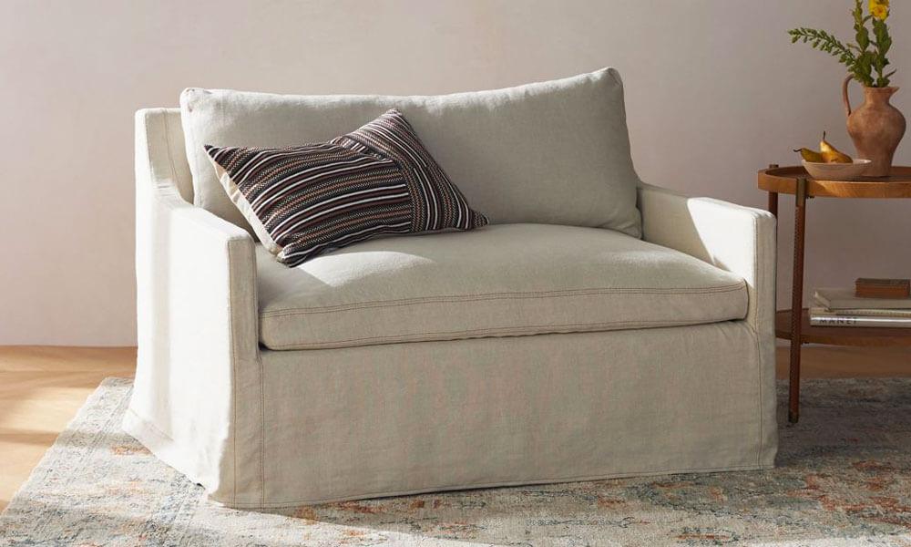 Keane Slipcover Chair