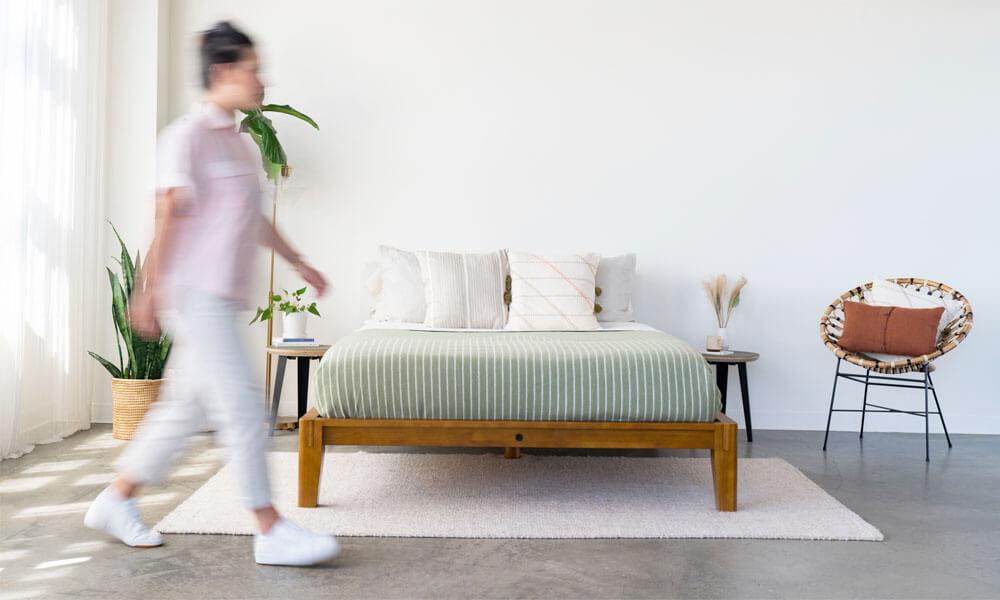 Rumpl Sage Merino Wool Blanket