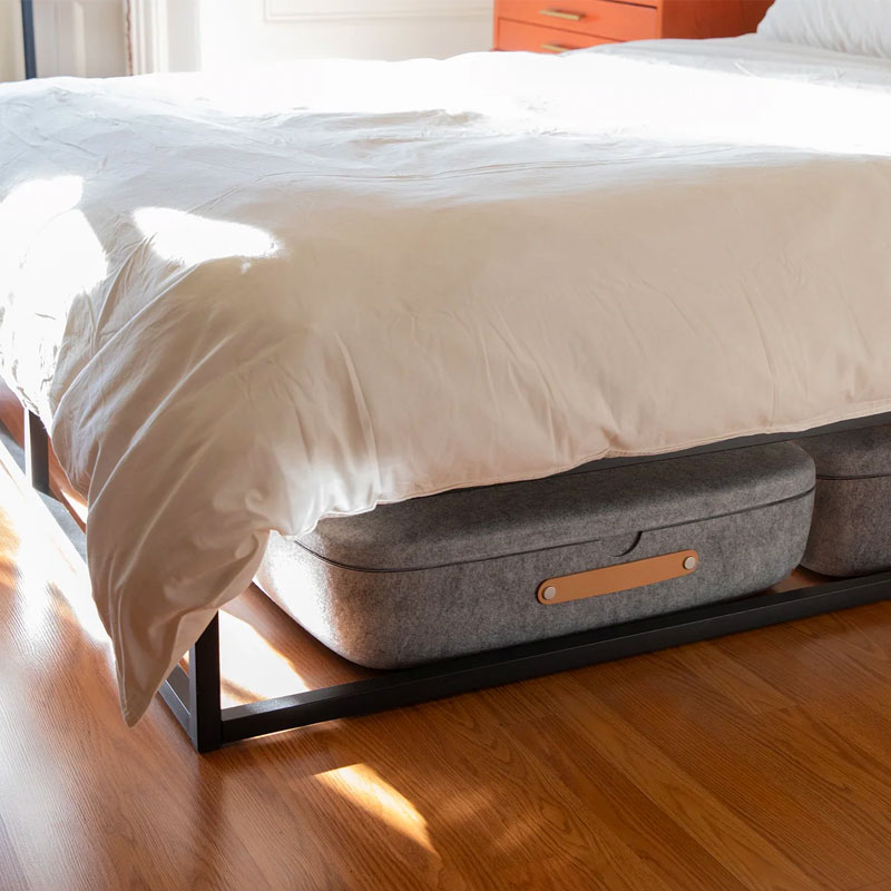 The Best Under Bed Storage Solutions for an Organized Home