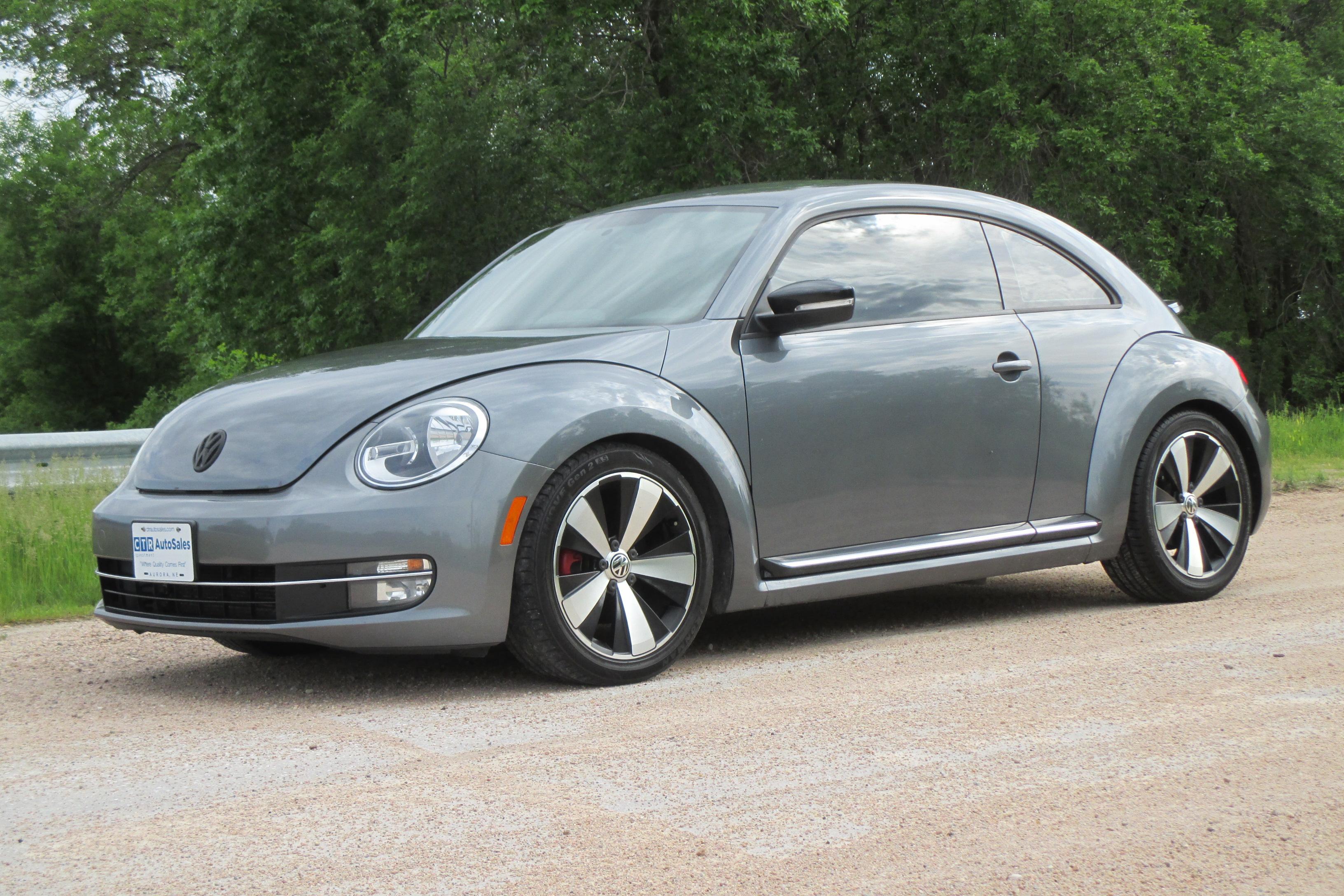 2012 Volkswagon Beetle Turbo