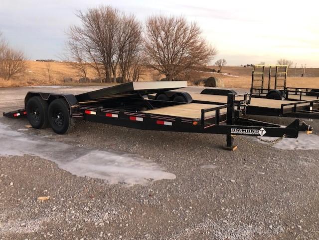 2021 Diamond T Skid Pro Tilt Deck