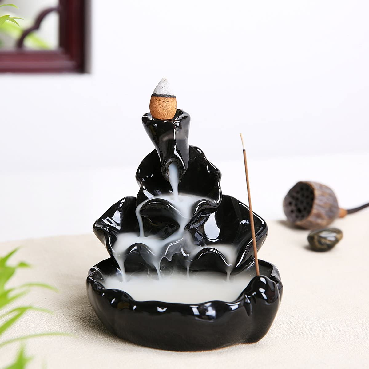 Incense tower