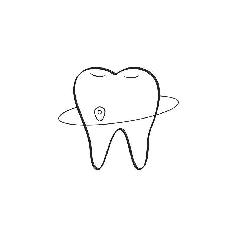 Clean tooth