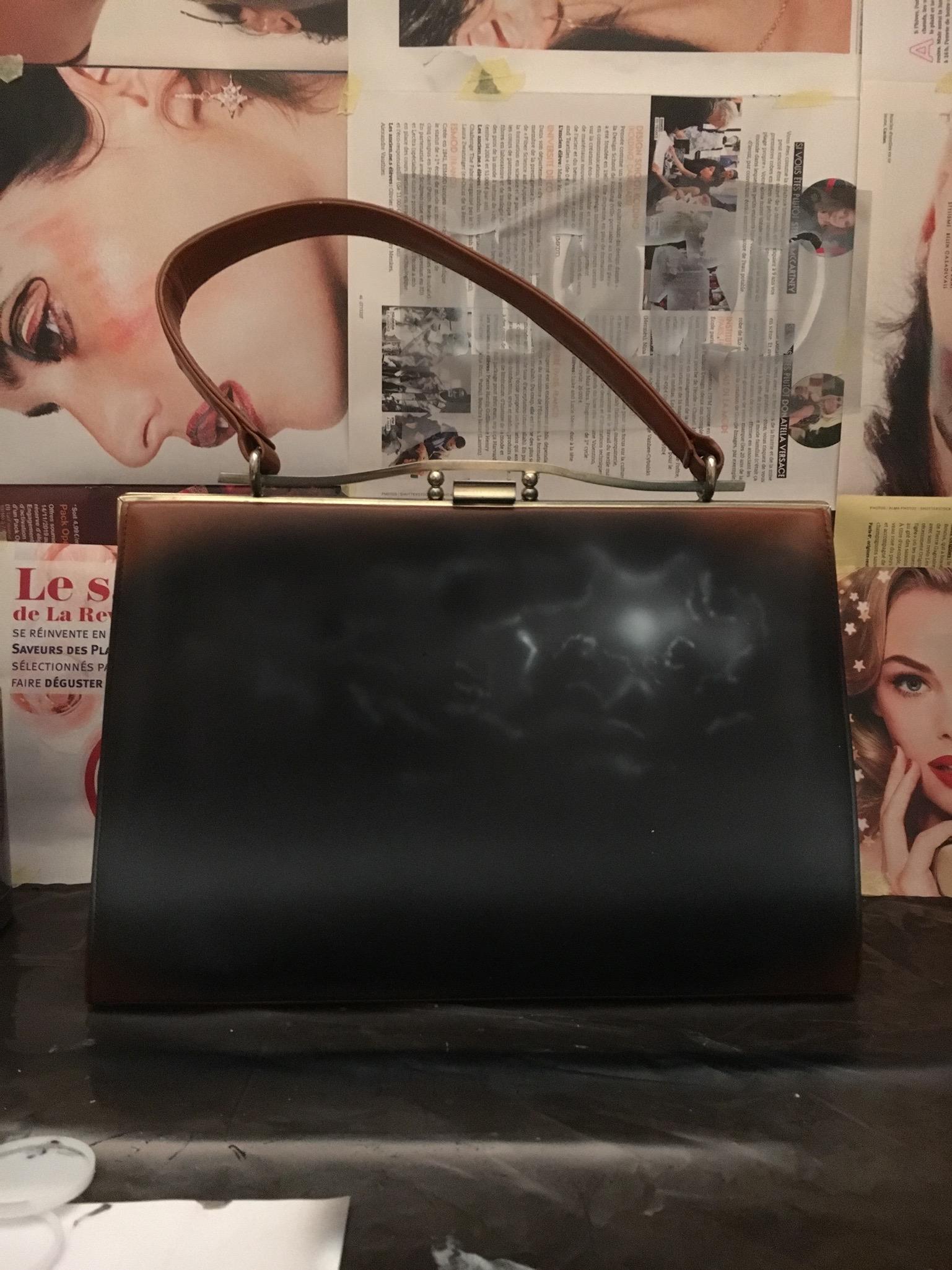 Sprayed Bag