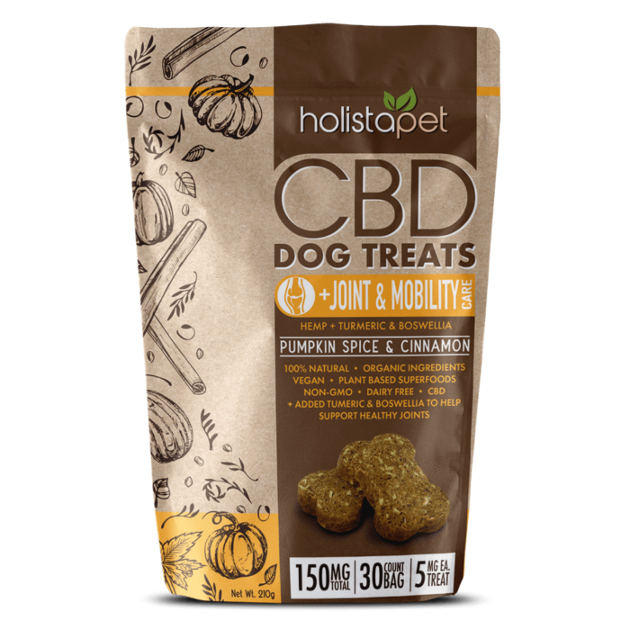 150mg CBD Dog Treats: Joint and Mobility Care