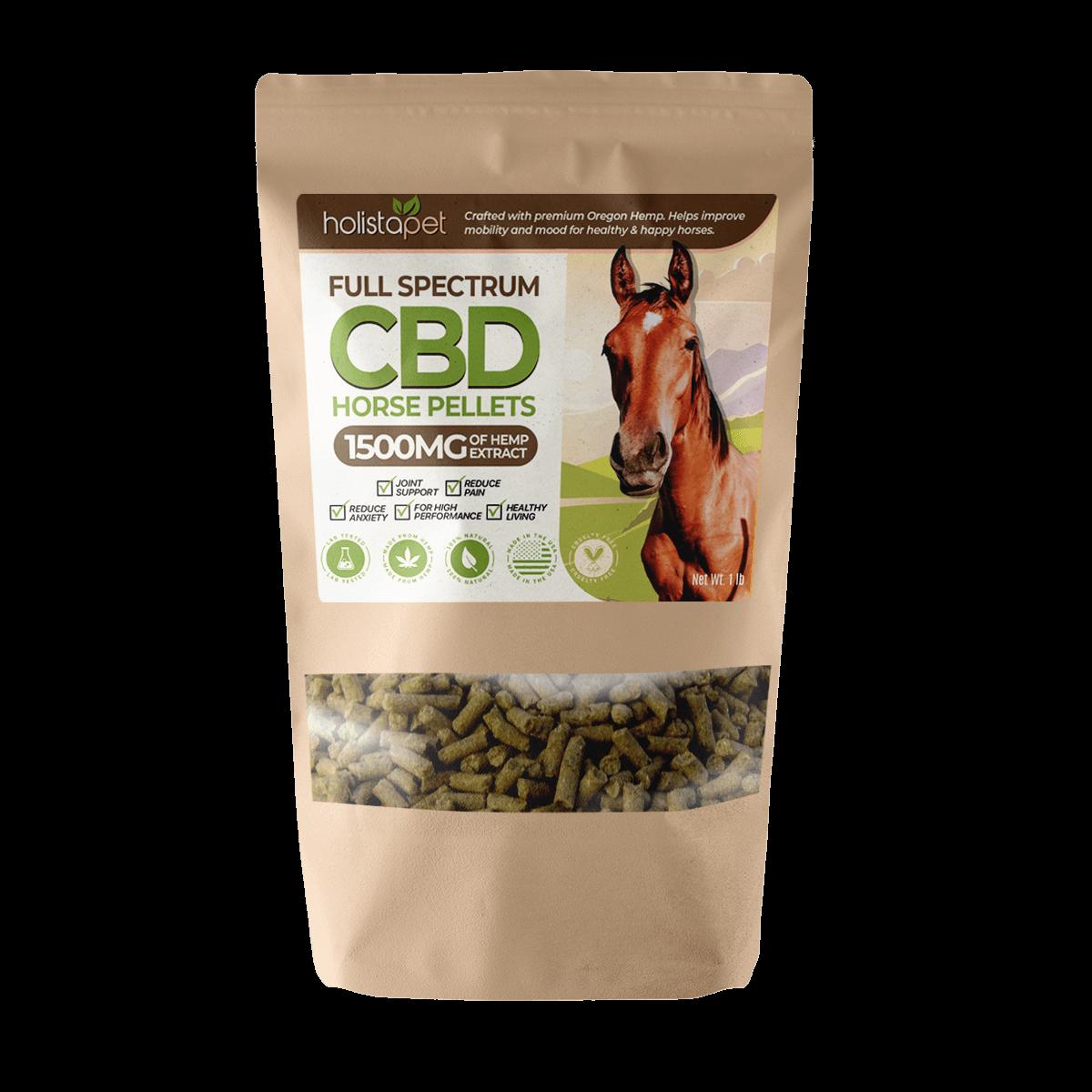 15000mg CBD Horse Pellets