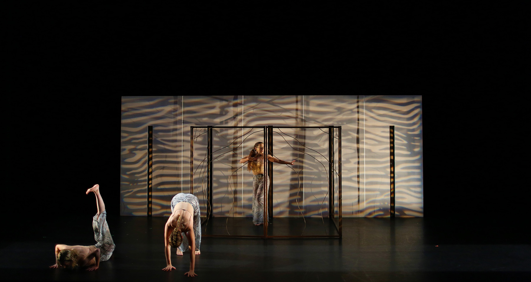 """Habits,"" NYU Tisch Dance + Graduate Musical Theatre Writing"