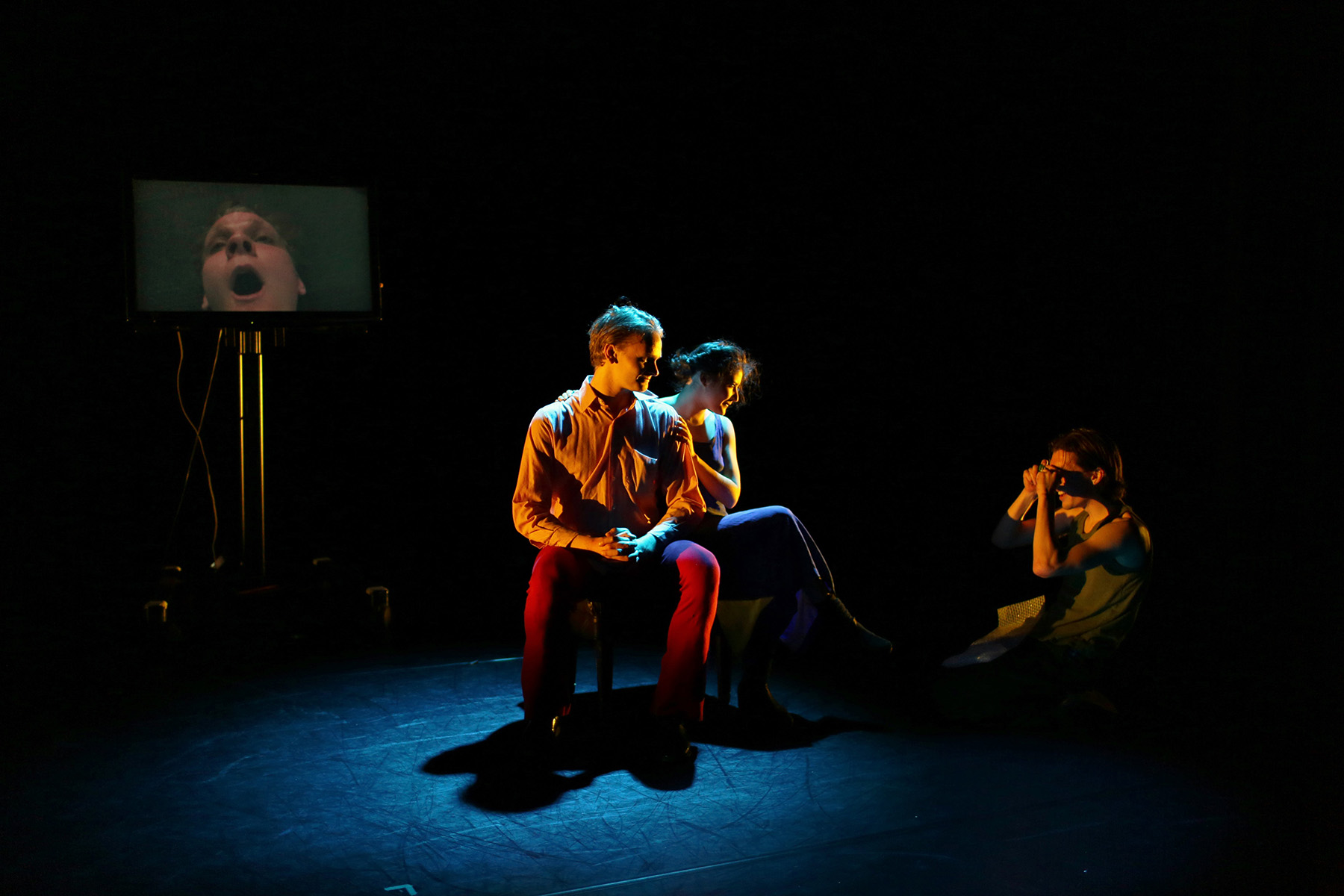 """Dirty Dirty Inferno,"" NYU Tisch Dance Works + I.T.P."