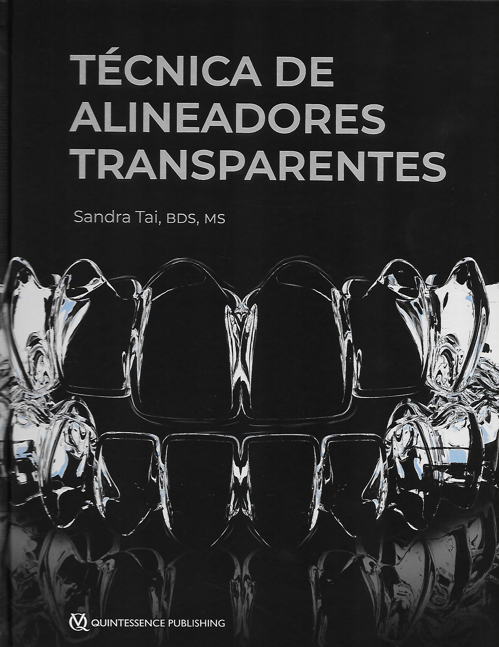 Clear Aligner Technique Book Cover - Spanish