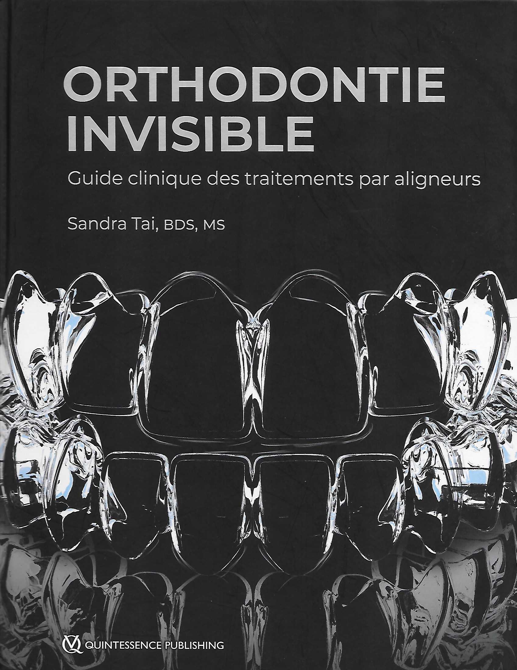 Clear Aligner Technique Book Cover - French