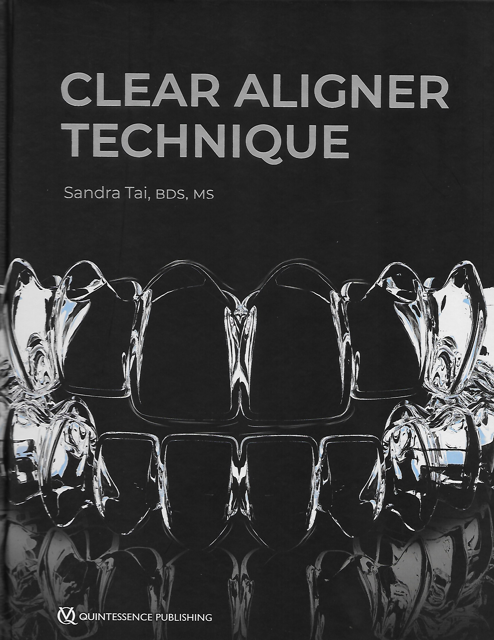 Clear Aligner Technique Book Cover - English
