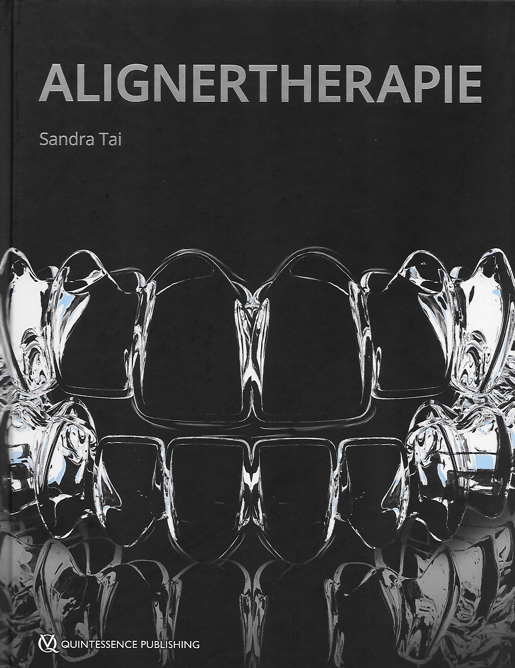 Clear Aligner Technique Book Cover - German